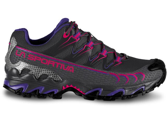 La Sportiva Ultra Raptor GTX Zapatillas running Mujer, gris/rosa